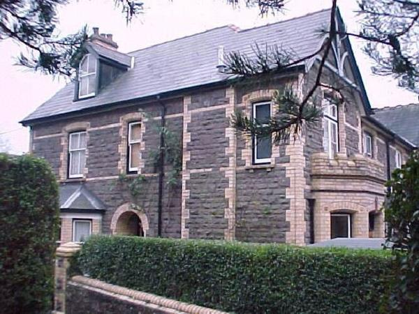 Abergavenny self catering apartment for 4, Wales