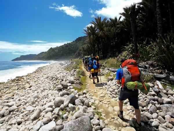 Heaphy Track hiking trip in New Zealand