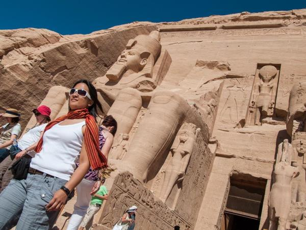 Budget holiday to Egypt