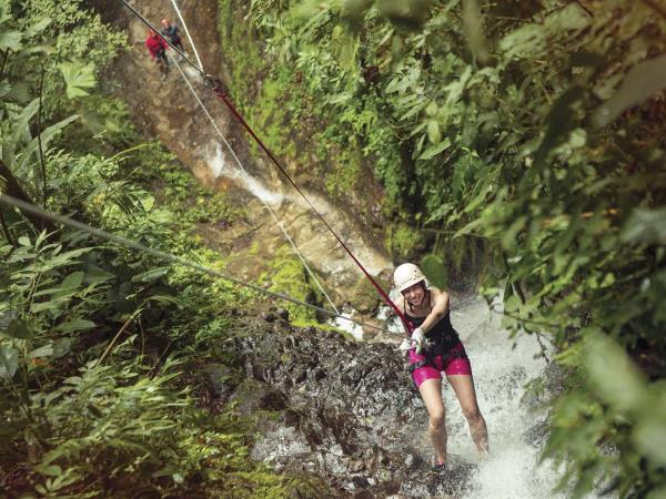 Costa Rica adventure vacation