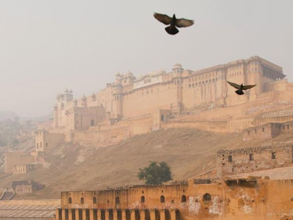 Overland small group tour of India