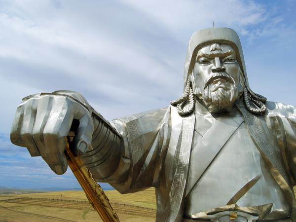 Vacation in Mongolia