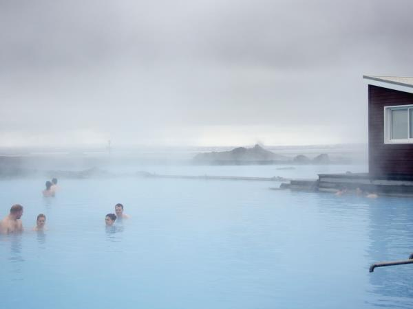 Myvatn Marathon running vacation, Iceland