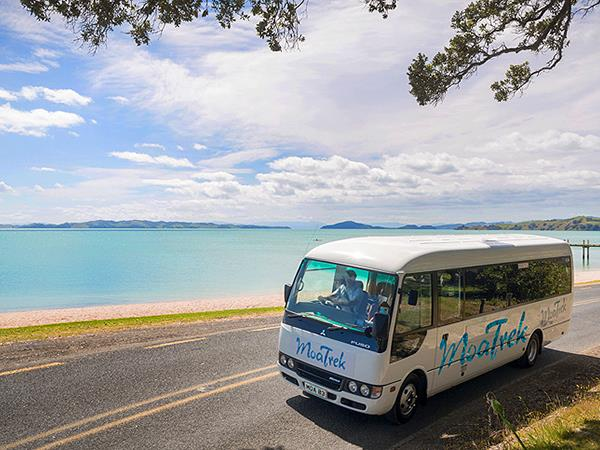 New Zealand North Island tour, 4 days