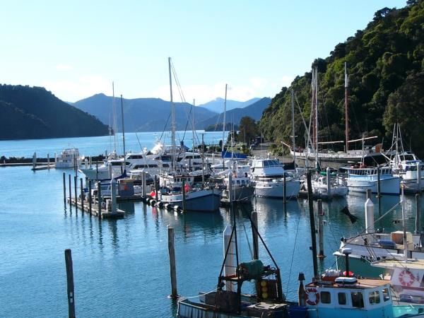 New Zealand vacation, land and sea tour