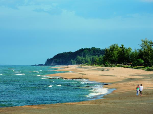 Malaysia tours, rainforests and beaches