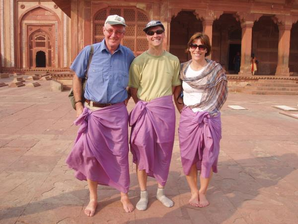 Golden Triangle & tigers in India