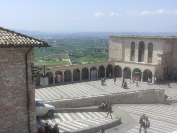 Umbria cultural tour, green travel