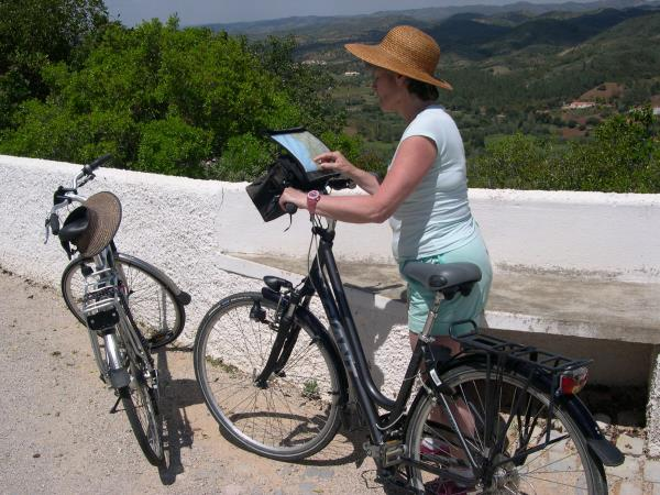 Cycling vacation in Portugal, self guided
