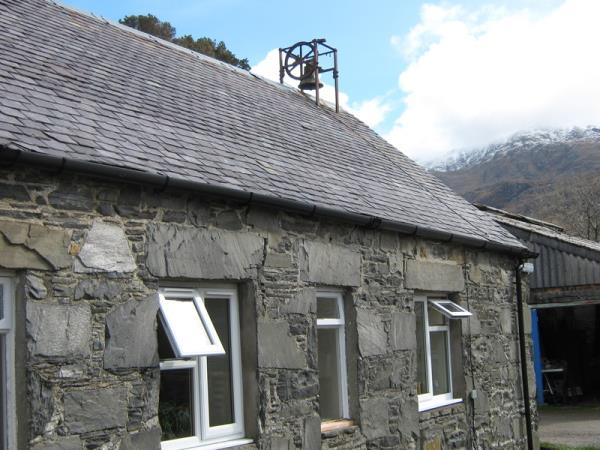 Knoydart bunkhouse accommodation, Scotland
