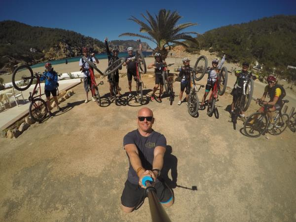 Ibiza activity vacation, 4 day challenge