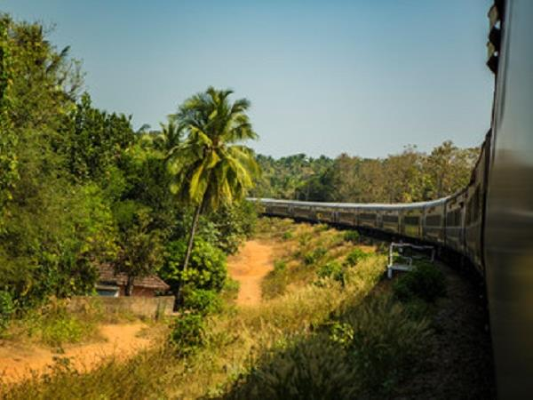 India rail tour, Southern India & the East Coast