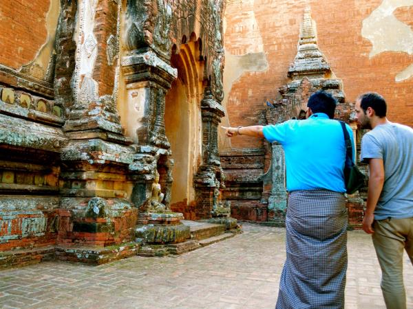 Burma tailor made vacation, highlights