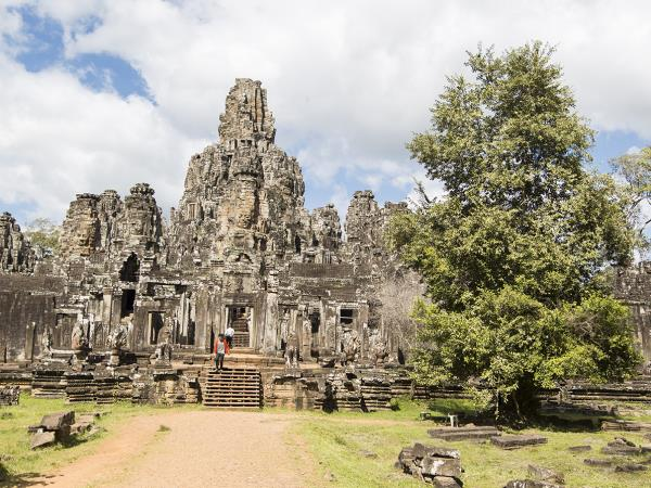 Cambodia and Vietnam vacation, Siem Reap to Hanoi