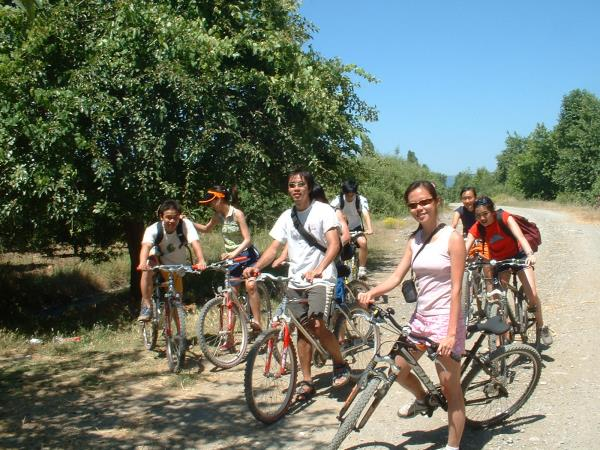 Activity vacations in Turkey