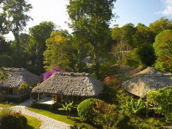 Belize luxury nature vacation