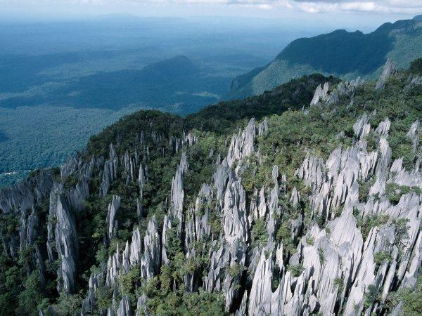 Borneo vacation, Sarawak highlights
