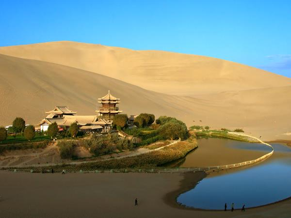 Silk Road overland vacation
