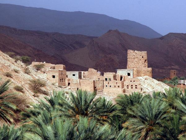 Oman vacation, Forts and Deserts of Oman