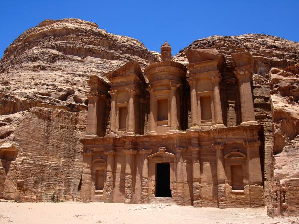 Honeymoon in Jordan