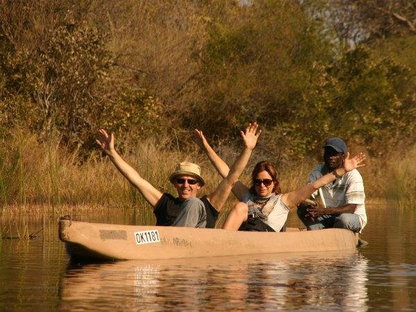 Botswana safari vacation on a shoestring