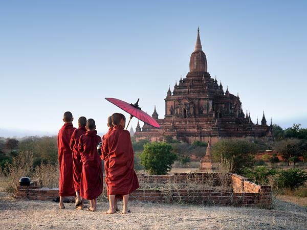 Burma vacation, off the beaten track