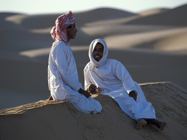 Camping tours to Oman
