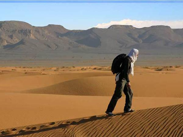 Morocco holiday, deserts and valleys