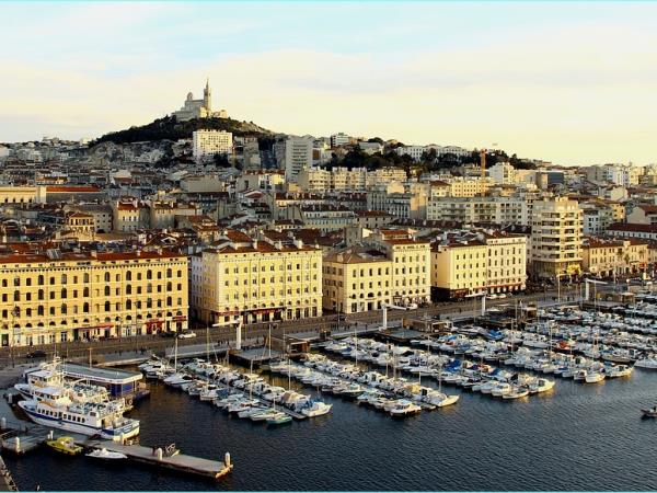 Short break in Marseille, France