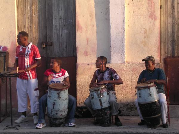 Cuba music vacations