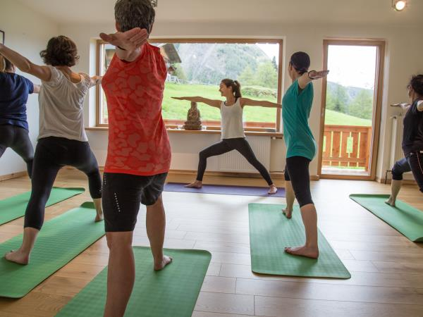 Yoga & holistic vacation in Austrian Alps