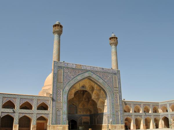 Iran vacations, small group tours