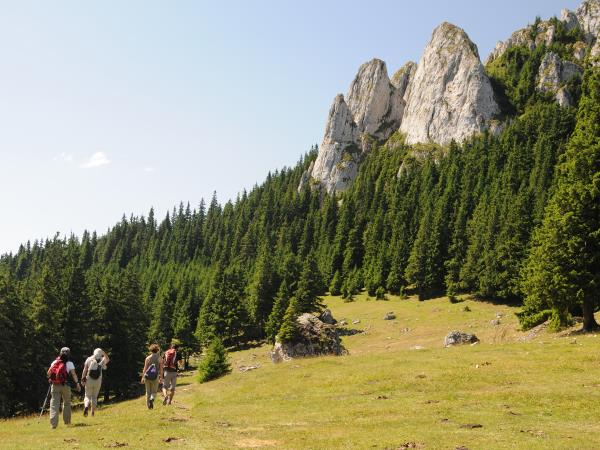 Romania hiking vacation, 'Along the Enchanted Way' tour