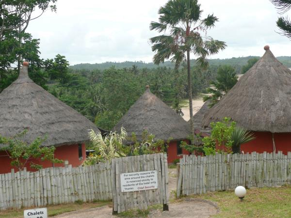 Ghana wildlife and cultural vacation