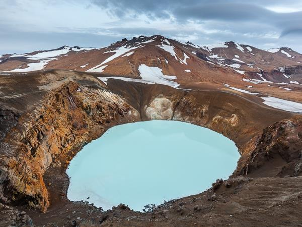 Iceland Highlands photography tour, waterfalls & canyons
