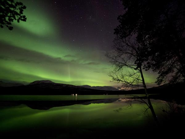 Northern Lights vacation in Norway, self drive