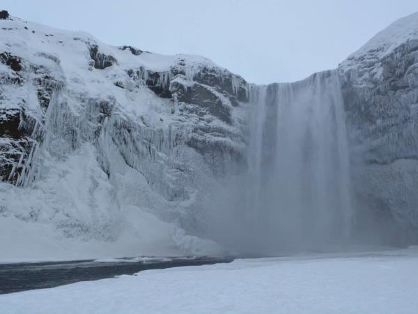 Iceland vacation, Valentine's Day special