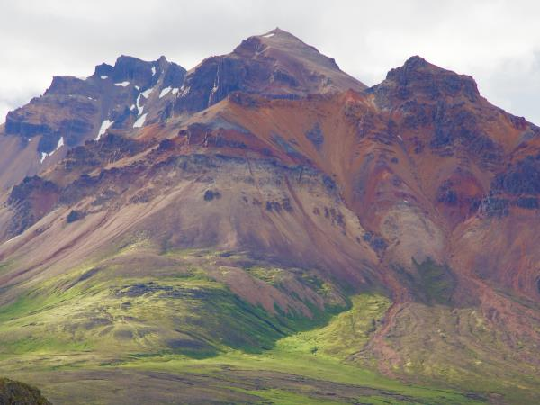 Iceland hiking vacation, East fjords