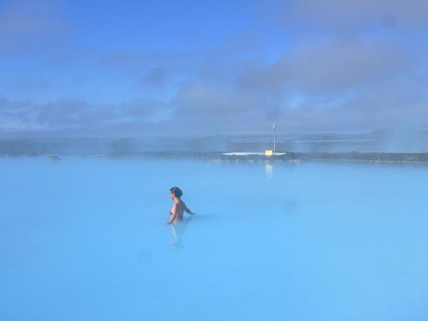 Wellbeing vacation in North Iceland