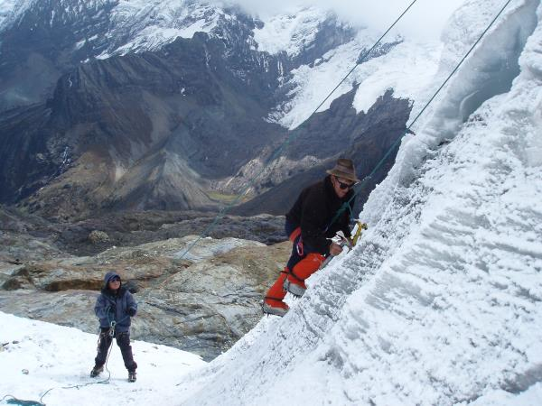Mountaineering Courses in Peru