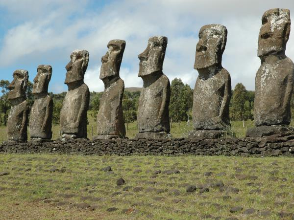 Photography vacation on Easter Island