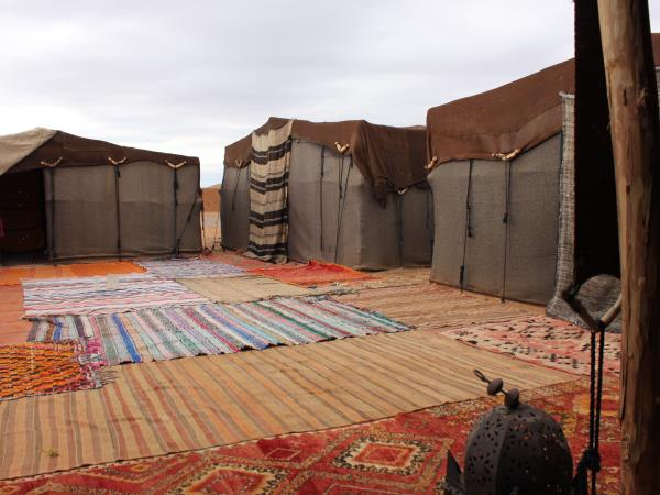 Artists retreat in Morocco