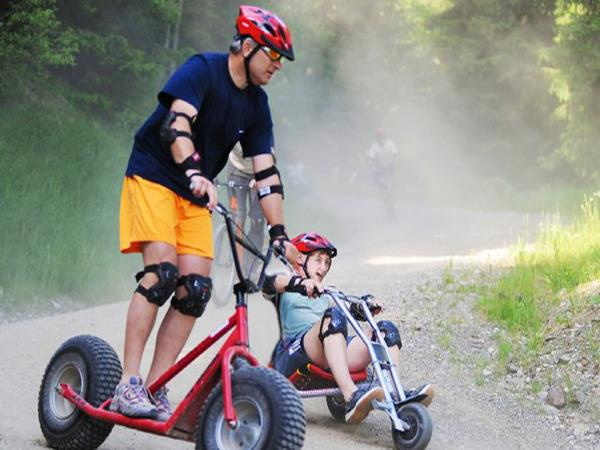 Slovenia activity vacation for families with teenagers