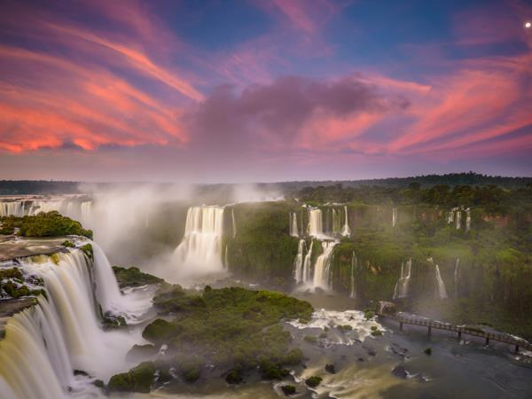 South America vacation, small group tour