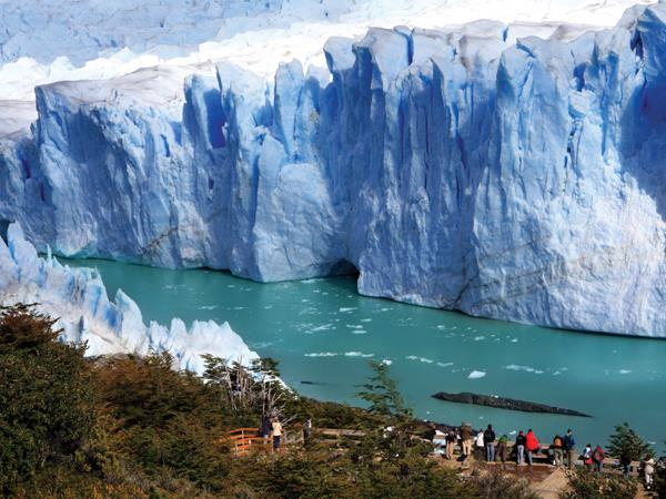 Small group adventure vacation to Patagonia