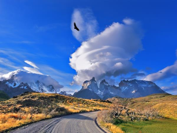 Chile self drive vacation, Patagonia, vineyards & lakes