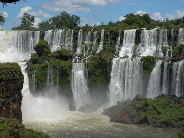 Brazil, Argentina and Chile luxury vacation