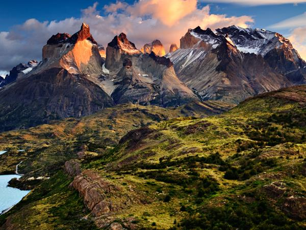 Patagonia and Brazil adventure vacation