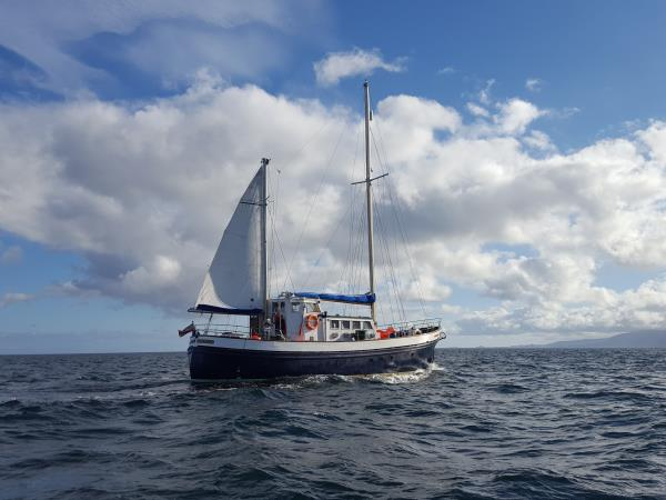 Scotland private charter sailing vacations