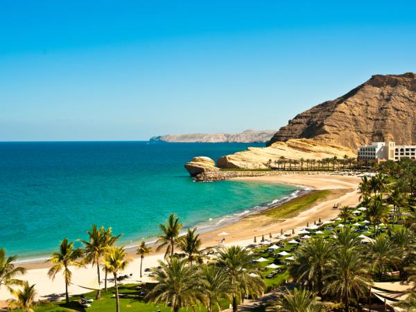 Exciting family vacation in Oman